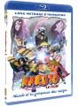 BLU RAY - Naruto le film 1 - Naruto et la princesse des neiges