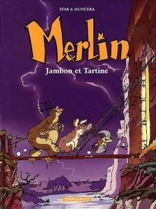cover-comics-merlin-tome-1-jambon-et-tartine