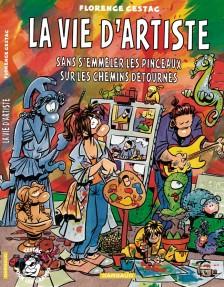 cover-comics-vie-d-8217-artiste-la-tome-1-vie-d-8217-artiste-la