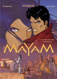 cover-comics-mayam-tome-1-dlgation-terrienne-la
