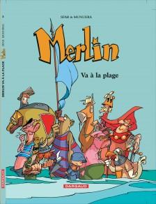 cover-comics-merlin-va--la-plage-tome-3-merlin-va--la-plage