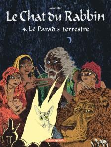 cover-comics-le-chat-du-rabbin-tome-4-le-paradis-terrestre