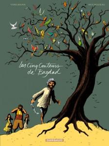 cover-comics-les-cinq-conteurs-de-bagdad-tome-1-cinq-conteurs-de-bagdad-les