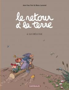 cover-comics-le-retour--la-terre-tome-4-le-dluge