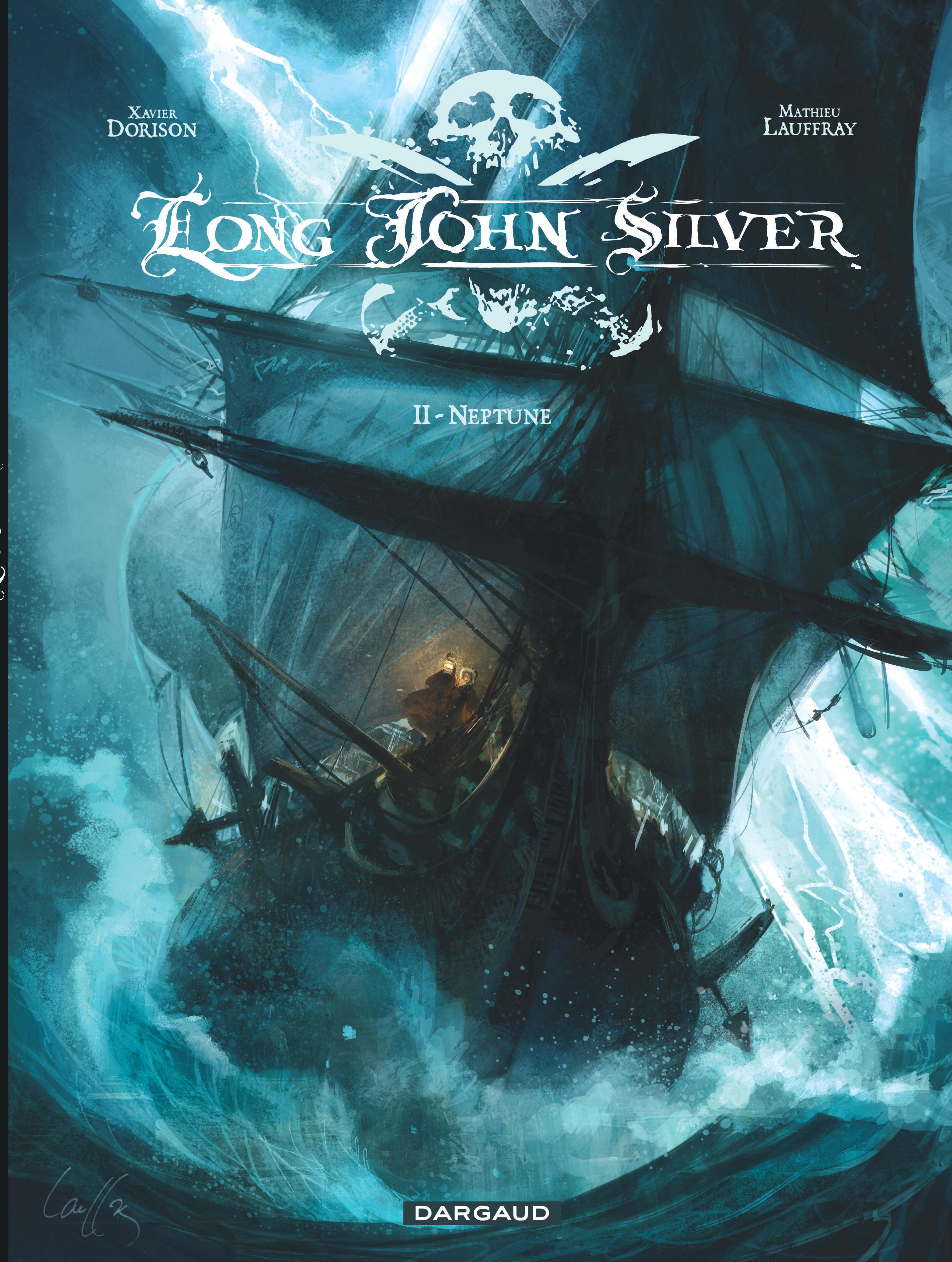long john silver tome 2  neptune