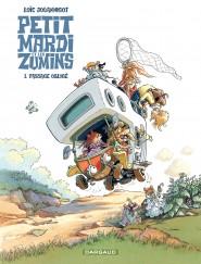 Petitmardi et Les Zumins  tome 1