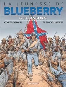 cover-comics-la-jeunesse-de-blueberry-tome-20-gettysburg