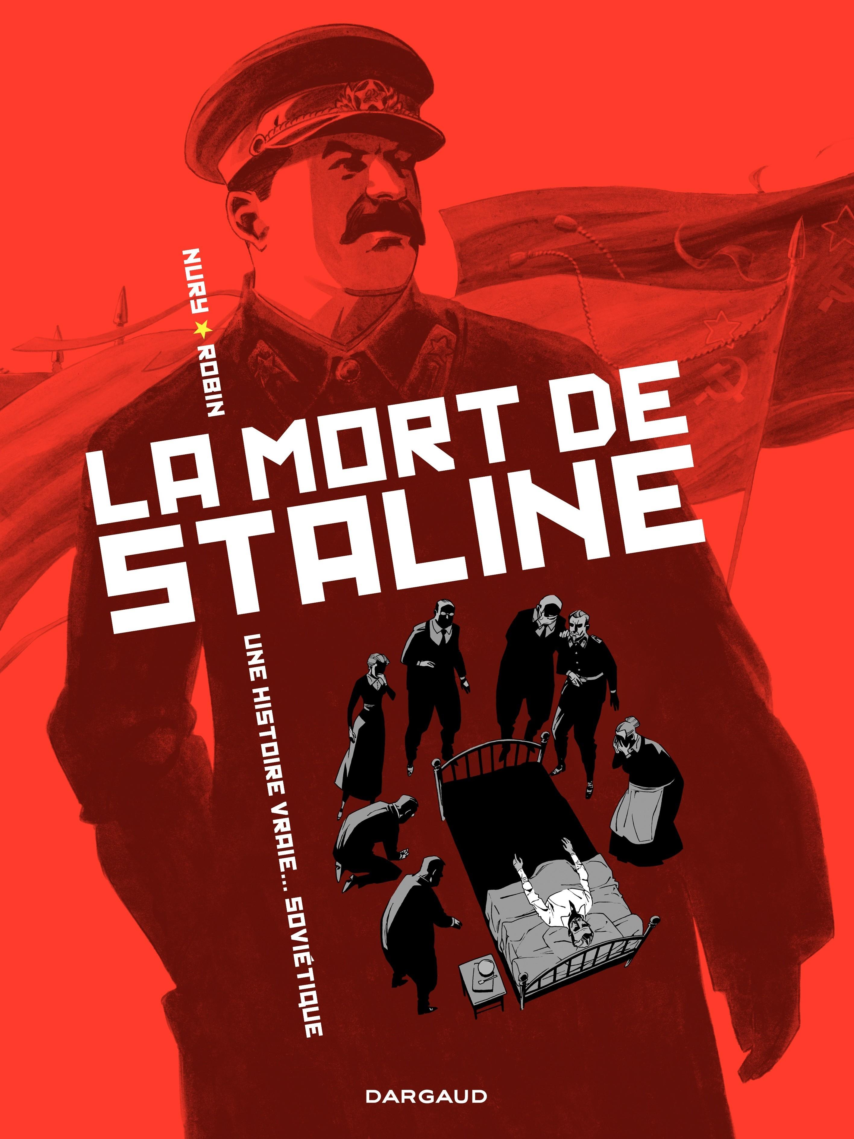 Mort de staline la tome 1 mort de staline la bd - Cuisiner trompette de la mort ...