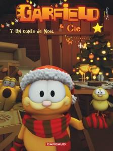 cover-comics-garfield-amp-cie-tome-7-un-conte-de-nol