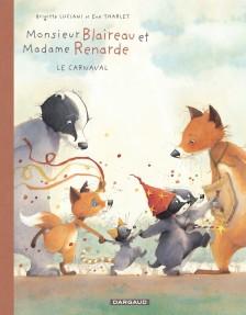 cover-comics-monsieur-blaireau-et-madame-renarde-tome-5-carnaval-le