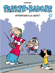 Parker & Badger tome 9