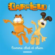 cover-comics-garfield-amp-cie-8211-livre-pour-enfants-tome-3-comme-chat-et-chien