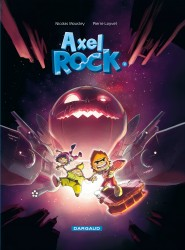 Axel Rock  tome 2