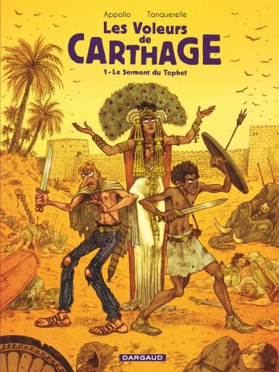 Voleurs de Carthage (Les)