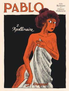 cover-comics-pablo-tome-2-guillaume-apollinaire