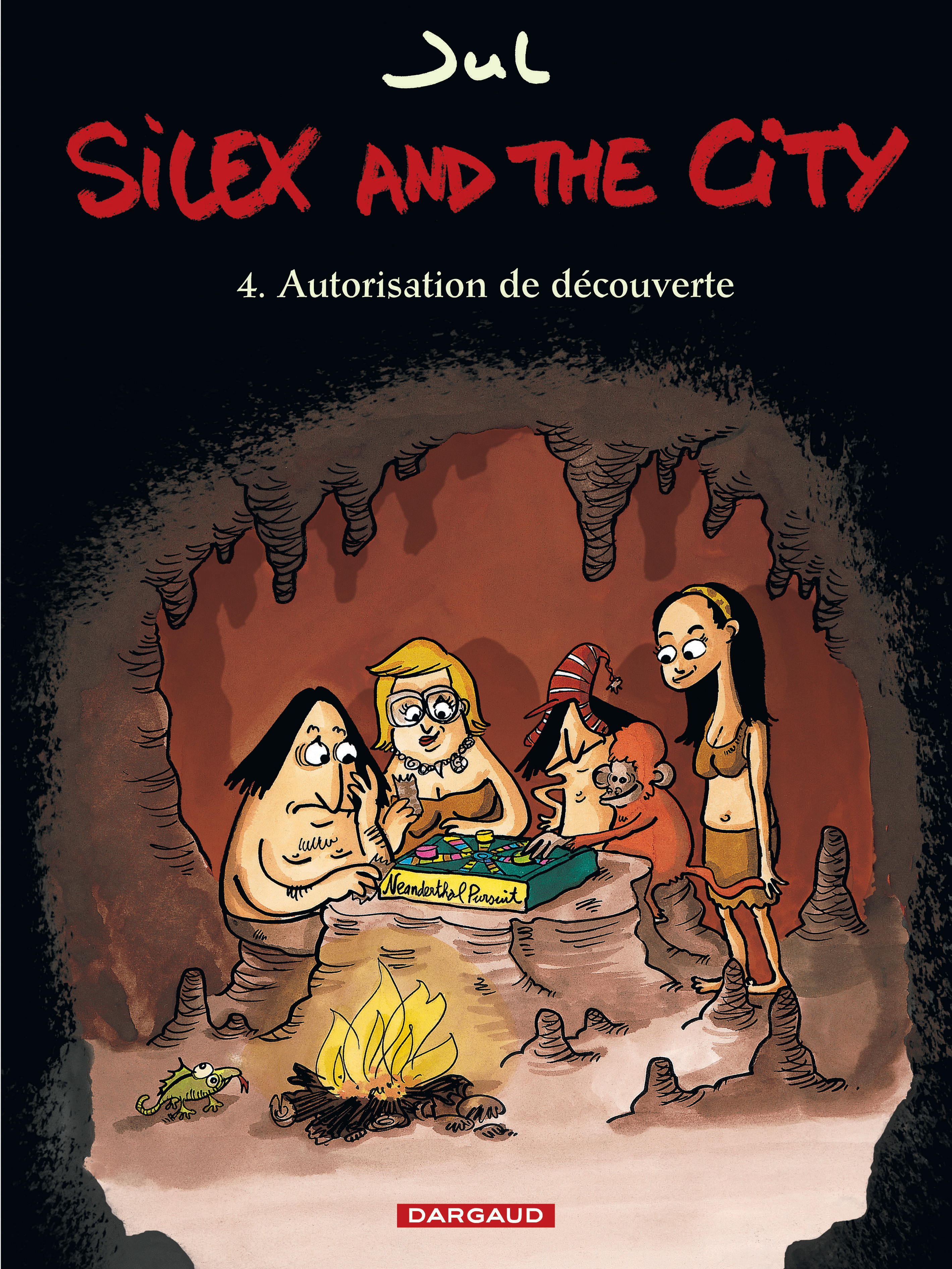 silex and the city tome 4  autorisation de d u00e9couverte