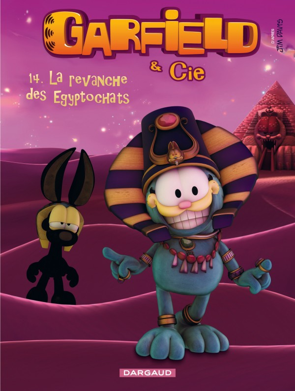 Garfield Cie Mediatoon Foreign Rights