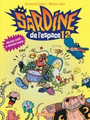 Sardine de l'espace tome 12