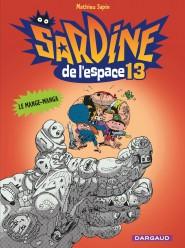 Sardine de l'espace tome 13