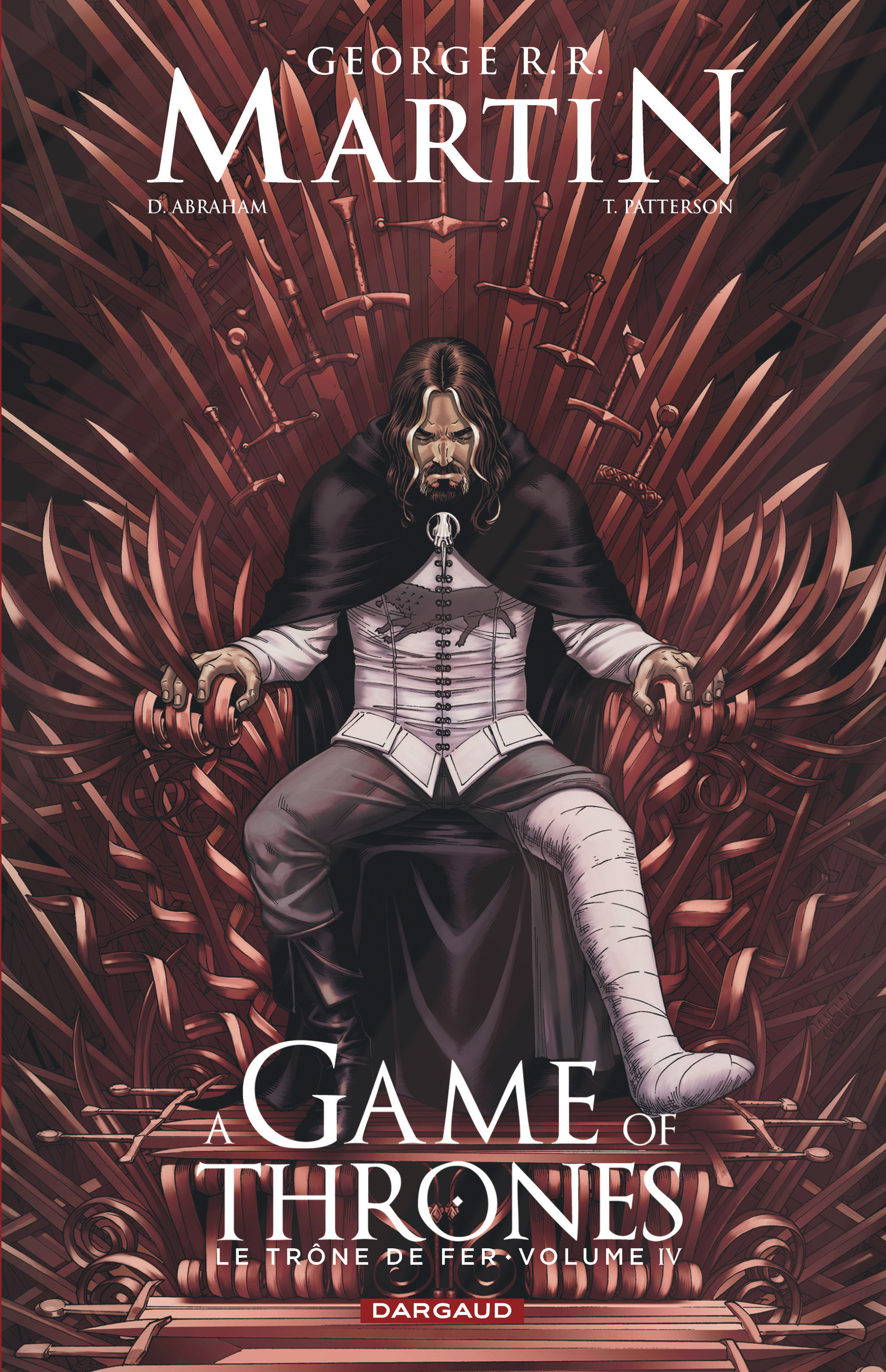 bande dessinee game of thrones