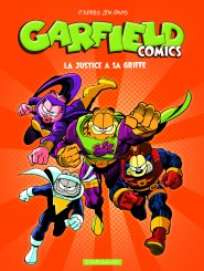 Garfield Comics tome 3