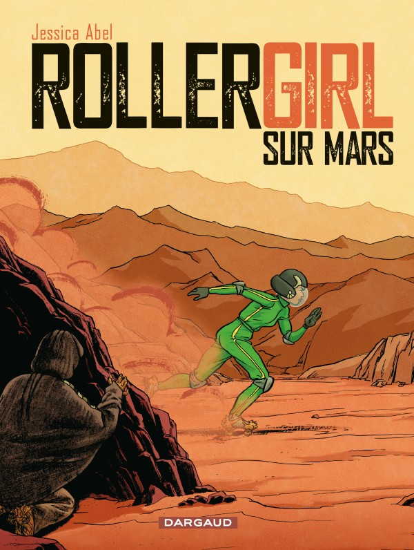 cover-comics-rollergirl-sur-mars-8211-intgrale-tome-0-rollergirl-sur-mars