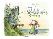 Julia et les monstres perdus tome 1