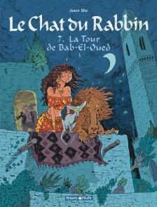 cover-comics-le-chat-du-rabbin-tome-7-la-tour-de-bab-el-oued