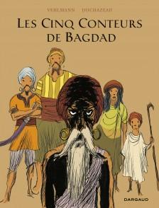 cover-comics-les-cinq-conteurs-de-bagdad-tome-0-cinq-conteurs-de-bagdad-les