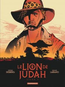 cover-comics-le-lion-de-judah-8211-tome-1-tome-1-le-lion-de-judah-8211-tome-1