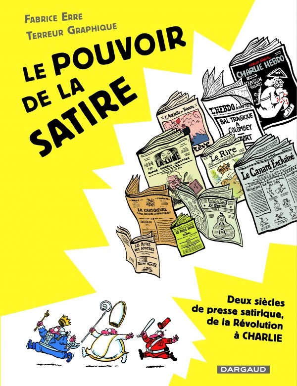 Pouvoir De La Satire Le Mediatoon Foreign Rights