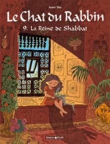 cover-comics-le-chat-du-rabbin-tome-9-la-reine-de-shabbat
