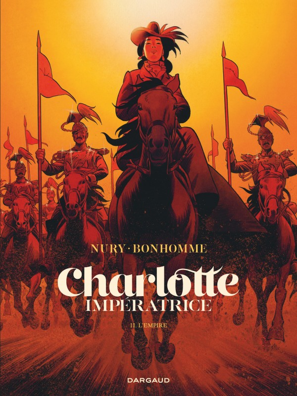 cover-comics-charlotte-impratrice-tome-2-charlotte-impratrice-8211-tome-2-l-8217-empire
