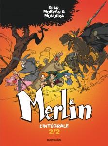 cover-comics-merlin-8211-intgrale-tome-2-tome-2-merlin-8211-intgrale-tome-2
