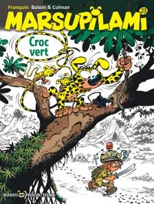 cover-comics-croc-vert-tome-23-croc-vert