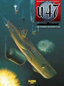 cover-comics-u-47-tome-1-le-traureau-de-scapa-flow