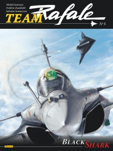 cover-comics-team-rafale-tome-5-black-shark
