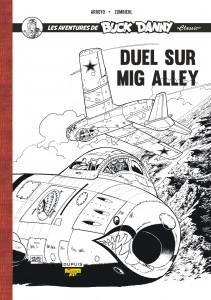 cover-comics-buck-danny-classic-tome-2-duel-sur-mig-alley