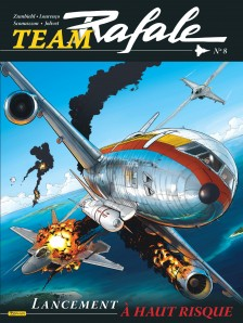 cover-comics-team-rafale-tome-8-lancement--haut-risque