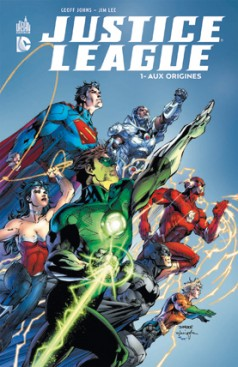 Review VF - Justice League Tome 1 : Aux Origines 27