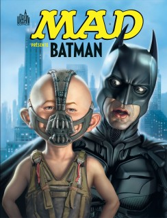mad presente batman