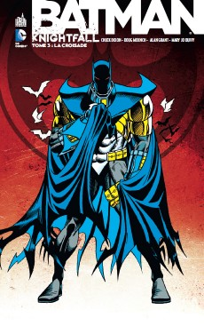 Batman : knightfall  9782365771849-couv-M244x367