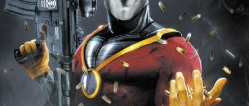 DEADSHOT (La cible de)