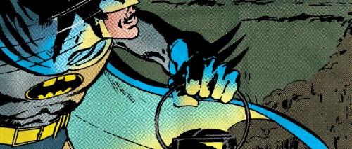 Batman La Légende : Neal Adams
