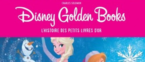 DISNEY GOLDEN BOOKS