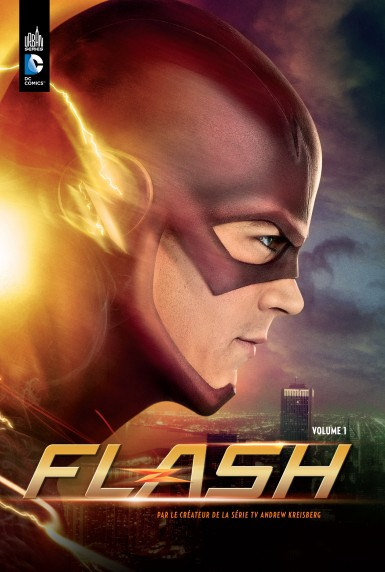 flash-la-serie-tv-tome-1