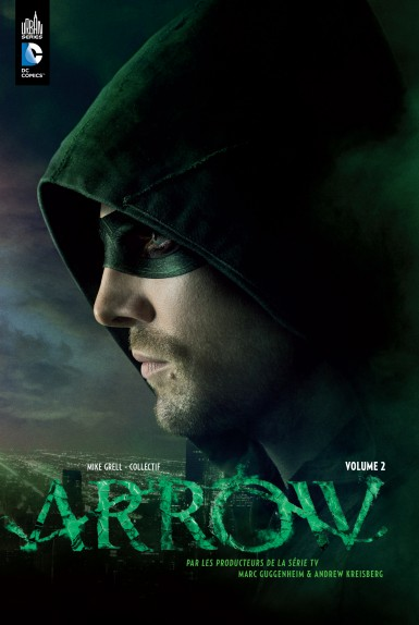 arrow-la-serie-tv-tome-2