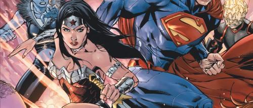 SUPERMAN & WONDER WOMAN