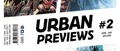 URBAN PREVIEWS