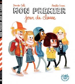 cover-comics-mon-premier-tome-0-mon-premier-jour-de-classe